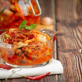 matériels pour Kimchi