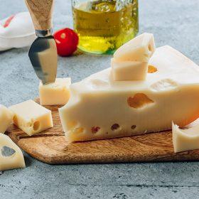 l'emmental est-il un fromage fermenté ?